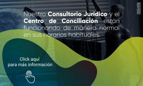 Consultorio Jurídico y Centro de Conciliación